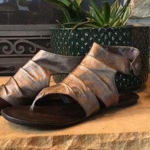 MIA size 10 gladiator sandals